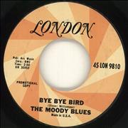 Click here for more info about 'Moody Blues - Bye Bye Bird'