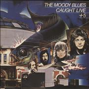 Click here for more info about 'Moody Blues - Caught Live + 5'