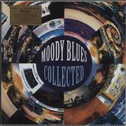 Click here for more info about 'Moody Blues - Collected - 180gram Purple Vinyl + Sealed'