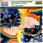 Click here for more info about 'Moody Blues - Days Of Future Passed - 2nd'