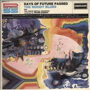 Click here for more info about 'Moody Blues - Days Of Future Passed - 5th + Earlier Sleeve Variant'