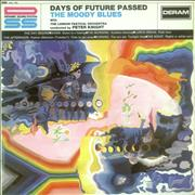 Click here for more info about 'Moody Blues - Days Of Future Passed - VG'