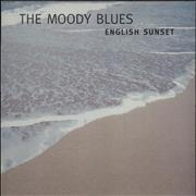 Click here for more info about 'Moody Blues - English Sunset'