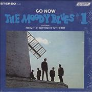 Click here for more info about 'Moody Blues - Go Now - 2nd Pressing'