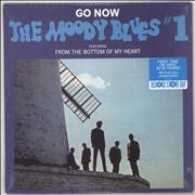 Click here for more info about 'Moody Blues - Go Now - Moody Blues #1 - 180gm'