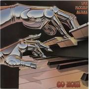 Moody Blues Go Now UK vinyl LP