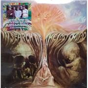 Moody Blues In Search Of The Lost Chord - 180gram Coloured Vinyl - Sealed UK vinyl LP