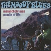 Click here for more info about 'Moody Blues - Melancholy Man'