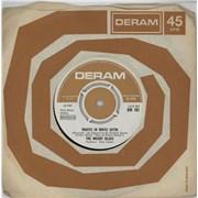 """Moody Blues Nights In White Satin - 1st UK 7"""" vinyl"""