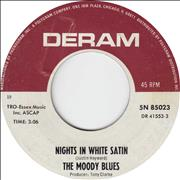 Click here for more info about 'Moody Blues - Nights In White Satin'