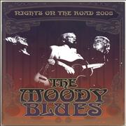Click here for more info about 'Moody Blues - Nights On The Road 2008 + Ticket Stub'