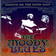 Click here for more info about 'Moody Blues - Nights On The Road 2008'