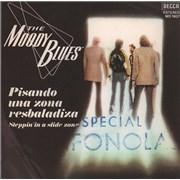 Click here for more info about 'Moody Blues - Pisando Una Zona Resbaladiza'