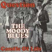 Click here for more info about 'Moody Blues - Question'