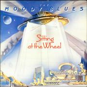 Click here for more info about 'Moody Blues - Sitting At The Wheel'