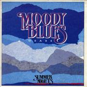 Click here for more info about 'Moody Blues - Summer Nights - USA 84 - Autographed'