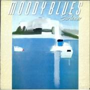 Moody Blues Sur La Mer UK vinyl LP