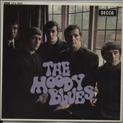 Click here for more info about 'Moody Blues - The Moody Blues - Injection'