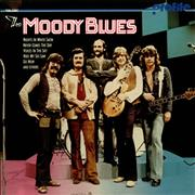Click here for more info about 'Moody Blues - The Moody Blues'