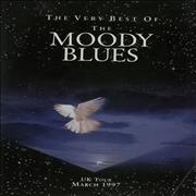 Click here for more info about 'Moody Blues - The Very Best Of - UK Tour - March 1997'