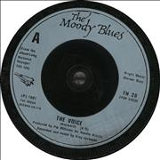 Click here for more info about 'Moody Blues - The Voice'
