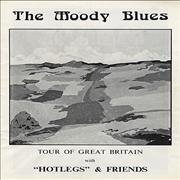 Click here for more info about 'Moody Blues - Tour Of Great Britain'