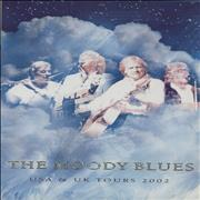 Click here for more info about 'Moody Blues - USA & UK Tours 2002'