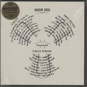 Click here for more info about 'Moon Duo - Circles Remixed - RSD13 + Shrink'