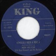 Click here for more info about 'Moon Mullican - Honolulu Rock-A Roll-A / Seven Nights To Rock'