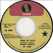 Click here for more info about 'Moon People - Land Of Love'