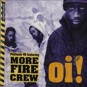 Click here for more info about 'More Fire Crew - Oi!'