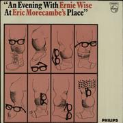 Click here for more info about 'Morecambe & Wise - An Evening With Ernie Wise At Eric Morecambe's Place'