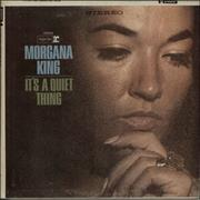 Click here for more info about 'Morgana King - It's A Quiet Thing'