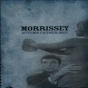 Click here for more info about 'Morrissey - 2011 Tour - 3 Tour Itineraries & A Tour Passes'