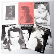 Click here for more info about 'Morrissey - A Chance to Shine Fanzine Collection'