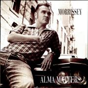 Click here for more info about 'Morrissey - Alma Matters'