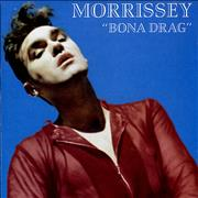 Click here for more info about 'Morrissey - Bona Drag'