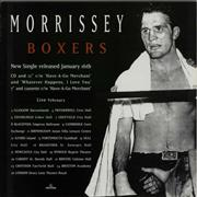 Click here for more info about 'Morrissey - Boxers - Display Flat'