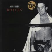 Click here for more info about 'Morrissey - Boxers - Ex'