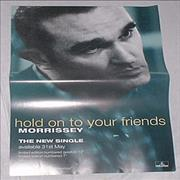 Click here for more info about 'Morrissey - Hold On To Your Friends'
