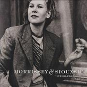 Click here for more info about 'Morrissey - Interlude - With Siouxsie'