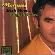 Click here for more info about 'Morrissey - Irish Blood, English Heart'