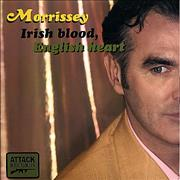 Click here for more info about 'Morrissey - Irish Blood English Heart'