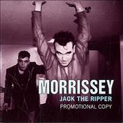 Click here for more info about 'Morrissey - Jack The Ripper - Live'