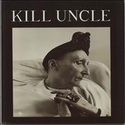 Click here for more info about 'Morrissey - Kill Uncle - Brown Cover'
