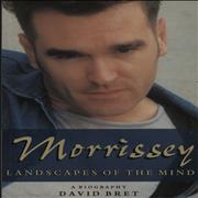 Click here for more info about 'Morrissey - Landscapes Of The Mind - 1994 Softback'