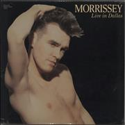 Click here for more info about 'Morrissey - Live In Dallas - Sealed'