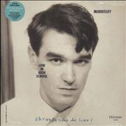 Click here for more info about 'Morrissey - Low In High School - Clear & Pink Vinyl - Sealed'