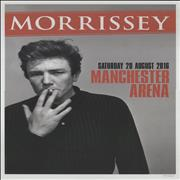 Click here for more info about 'Morrissey - Manchester Arena - August 2016'