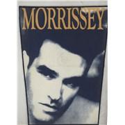 Morrissey Morrissey UK memorabilia